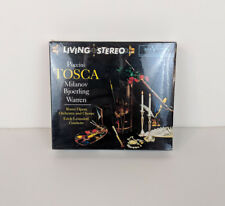 RCA Victor Living Stereo 'Tosca' by Puccini (1957) ~ Brand New, Factory Sealed!