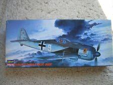 HASEGAWA 1/72 FOCKE-WULF Fw 190A-8 NACHT JAGER