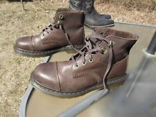 Dr Martens Brown Leather Chelston Boots / Imported / Us Men size: 7 / Pre-owned