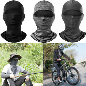 Summer Windproof Cycling Bike Breathable Face Cover Masks Scarf Protective Hats