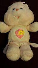 "1980s Vintage 11"" Baby Hugs Care Bear"