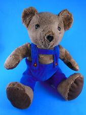 """Macy's Bon Marche 12"""" Soft Cuddley Teddy Bear"""