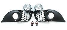 Front Fog lamp light Set left right Mitsubishi Lancer Sportback  2007-2014 New
