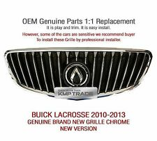 OEM Auto Parts Front Grille New Ver For CHEVROLET BUICK 2010 - 2013 Lacrosse