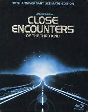 Close Encounters of the Third Kind Blu Ray w/ Case No Digital