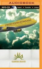 United States of Banana by Giannina Braschi (2015, MP3 CD, Unabridged)