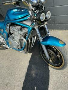 Suzuki bandit 600 street fighter