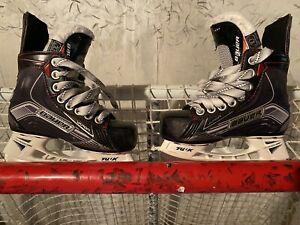 Youth Bauer Vapor X 500 ice skates.