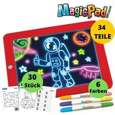 3D Magic Zeichenblock Zeichenbrett Für Kinder Gehirnentwicklung Spielzeug Rot
