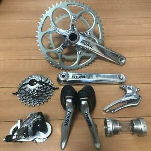 SRAM RIVAL 10speed component set