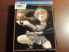 Gunslinger Girl Seasons 1 and 2 plus Ovas (Blu Ray and DVD)