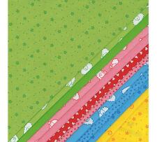 Tessuto Fat Quarter 12x 48cm x 48cm Patchwork/STOFFA WESTFALEN GIOVANI LINEA 4