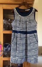 crew clothing Ladies Lined Dress 16