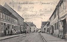 Bismark Altmark PROV. Sassonia larghezza segmento negozi cartolina GEL. 1913