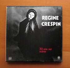 Regine Crespin 30 Ans Sur Scene 3xLP French Box Set DR 10006/8 + booklet NM/VG