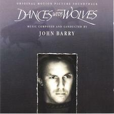 John Barry Dances With Wolves (Original Motion Picture Soundtrack) Neu