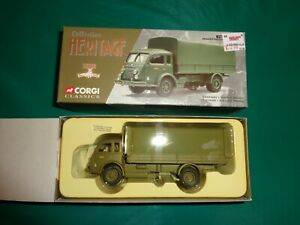 Corgi Classics Collection Heritage Renault Military Green Truck #71003 NIB 1:50