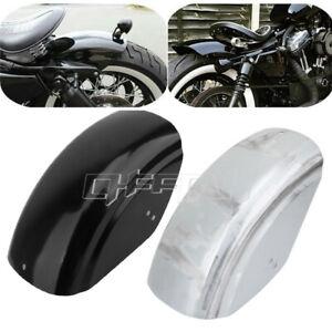 Rear Fender Mudguard Steel for Harley Sportster 48 72 XL 883 1200 Bobber Chopper