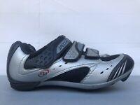 Specialized BG Cycling Road Bike Shoes Women US 7.5 38 Mesh Gray Black 6103-3541