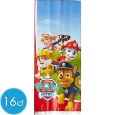 Paw Patrol Birthday Party Cello Treat Bags 16 Cnt