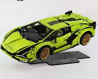 Acrylic Display Stand for Lego Technic Lamborghini Sián Fkp 37 42115 (Top Rated)