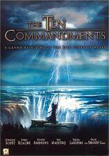"Dougray Scott ""The Ten Commandments"" Linus Roache Adventure Region  A Blu-Ray"