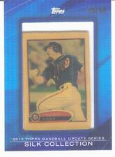 2012 TOPPS XAVIER NADY SILK COLLECTION 03/50 WASHINGTON NATIONALS - MINT!