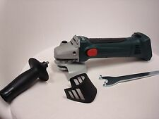 "Metabo New Genuine W18 LTX-115 4-1/2"" 8,000 RPM 18V Li-Ion Angle Grinder W18LTX"