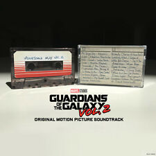 GUARDIANS OF THE GALAXY Awesome Mix Vol 2 CASSETTE Tape Soundtrack BRAND NEW
