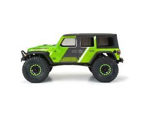 "Pro-Line Jeep Wrangler JL Unlimited Rubicon 12.3"" Crawler Body (Clear)"