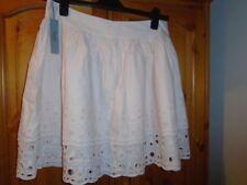 Knee Length Cotton Regular Flippy, Full Skirts for Women