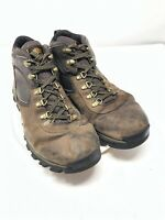 Timberland 2730R Brown Leather Mid Waterproof Men's Hiking Boot Size 11