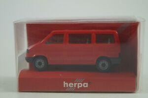 Herpa Modellauto 1:87 H0 VW Volkswagen Caravelle Nr. 041560