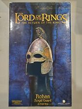 Sideshow Weta Lord Of The Rings Rohan Royal Guard Helm 1/4 Scale LOTR # AP/2000