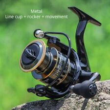 Fishing Spool Spinning High Speed Heavy Action Metal Reels Saltwater Freshwater