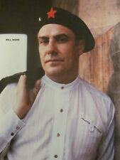 Bill Ward, Black Sabbath, Full Page Vintage Pinup