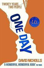 One Day by David Nicholls (English) Paperback Book Free Shipping!