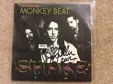 Very Rare Jim Suhler & Monkey Beat Shake CD Autographed By Jim In 2002