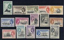 Falkland Islands Dependencies Scott 1L19 - 1L33 Ships