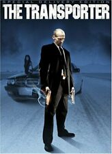 The Transporter (DVD, 2005, Special Edition) NEW