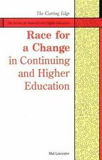 Race for a Change in Continuing and Higher Education (The Cutting Edge)