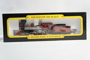 """NEW HO SCALE BACHMANN No 0670 - AMERICAN 4-4-0 LOCO Central Pacific """"JUPITER"""""""