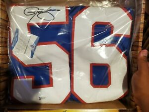 Lawrence Taylor Autographed Jersey W/ Beckett COA