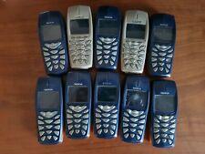 Nokia 3510i - Joblot X10 Mobile Phones FREE PnP