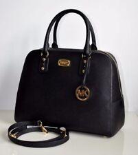 Unifarbene Damentaschen aus Leder mit Designer-Handtaschen