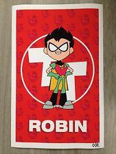 "Teen Titans Go! Robin 17""x26"" poster print"