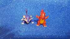 2 pokemon official tommy miniatures