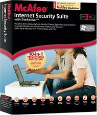 McAfee Internet Security Suite for PC