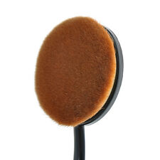 Pro Toothbrush Shaped Oval Cream Puff Brushes Foundation Powder Makeup Tool