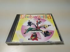 0320- READY FOR THE WORLD STRAIGHT DOWN TO BUSINESS CD ( DISCO NUEVO) LIQUIDACIÓ